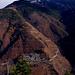 Der höchste Weinberg Europa's ist direkt gegenüber vom Klettergarten.