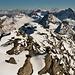 Die frisch verschneiten Gipfel um den Muttengletscher und Pizzo Rotondo waren heute das i-Tüpfelchen auf dem ohnehin schon grandiosen Panorama.
