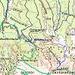 Übersicht, ROT die Aufstiege, BLAU die Abfahrten          [http://www.matthias.hikr.org Home]