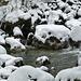 """Die bissige Kälte in der Schlucht konserviert die """"Sahnehäubchen"""""""