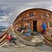 D4 360° panorama - Capanna Gnifetti 3625 m