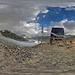 D6 360° panorama - Neue Monte Rosa Hütte SAC 2883 m