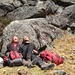 ... manco avessero scalato un 8000!!! (Foto © Fausto)