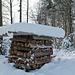 Am Schärme u ar Hilbi (geschützt vor Regen, Schnee und Wind)