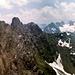 Das Fels- und Eispanorama SILVRETTA aus ungewöhnlicher Perspektive. Blickrichtung: Ost-Südost