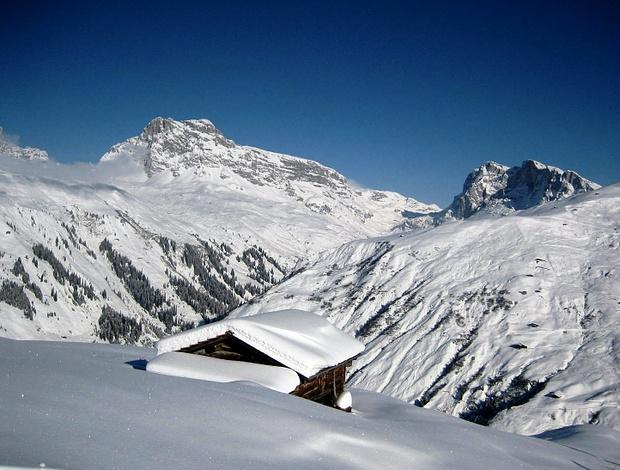 Klettersteig Sulzfluh : Sulzfluh klettersteig m u tourenberichte und fotos hikr