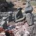 Steinkunst am Weg