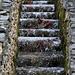 Keine Treppe: Ende der Bisse de Clavau im Dezember