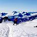 Karri am Gipelgrat des Fluchtkogels (3500m)