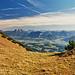 Blick ins Inntal und aufs Kaisergebirge