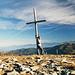 Gipfelkreuz des Vorderen Wöllnocks