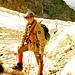 Karl nach dem Gipfelanstieg<br />c Monika