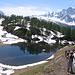 Il Lago Inferiore del Sangiatto.