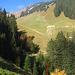 Herbststimmung unter der Äuss. Alpila