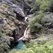Cascate e pozze del fiume