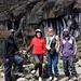 Rutta, io, Graziella e Isdori