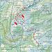 Übersicht, Karte: SchweizMobil