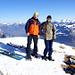 Die beiden Gipfelstürmer... (erster WT3)