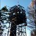 Der Sendeturm auf dem Ulmizberg