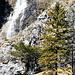 Wasserfall im Wandgraben