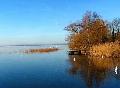 Impressionen am Lac de Morat II