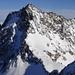 Hinterer Brunnenkogel von Westen; aufgestiegen auf diesen einsamen Gipfel wird allerdings normalerweise von Osten; ein Westaufstieg ist aber auch möglich