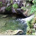 O portiune din Cascada Iadolina