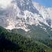 Hohe Munde (2662 m) aus dem Leutaschtal