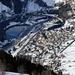 Blick zurück nach Airolo kurz vor dem Gipfel des Föisc