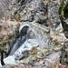 Die Steinbrücke am Abstieg von der Capanna d'Alzasca