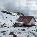 Die Whymperhütte am Chimborazo