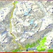 <b>Tracciato GPS Hospental - Passo del San Gottardo - Airolo</b>