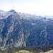 Vista sulla Val Calanca dalla vetta del Piz Giumela.