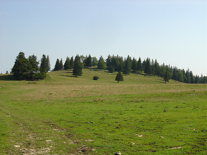 JU - Mont Raimeux (1302m)