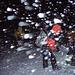 Schneesturm am Cayambe (Bild von Ha.)