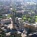 Tirano: Santuario della Madonna visto da Santa Perpetua