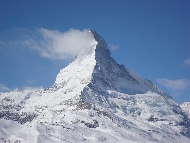 Es IST der schoenste Berg der Welt