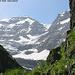 Mont Ruan et son glacier suspendu