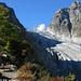Plan Monnay et glacier