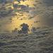 Wolkenspiel hoch über dem Meer