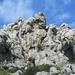 bizarre Felsbrocken recken sich zum Himmel hoch
