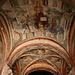 Fresken im Eingang