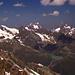 Über einem Juwel der Ötztaler Alpen -dem Rifflsee- bauen sich namhafte Kaunergratgrößen auf.