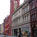 LaMarkplatz con la Rathaus.