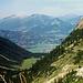 Im Aufstieg zum Nebelhorn (2224m)