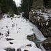 Unterster Simmenfall im Winter und...