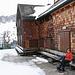 2. Pause bei der Erfurter Hütte