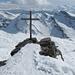 Grossstrubel - Gipfelkreuz