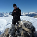 Auf dem 'Gipfel' - Pt. 2303m, Spilauer Grätli