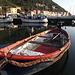 Tipiche barche di pescatori.